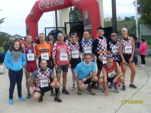 MANDARACHES CARRERA 40 ANIVERSARIO DE LA MANGA CLUB