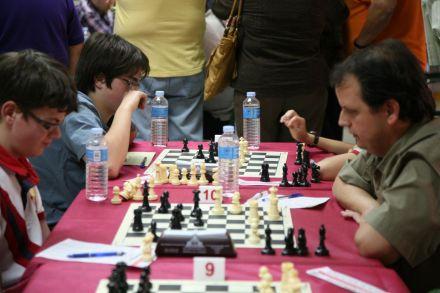 XXVIII edición del Campeonato Regional Absoluto de Ajedrez.