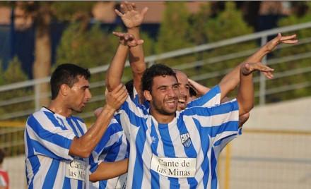 Arturo con el FC La Unión. Foto: Francisco Hernández