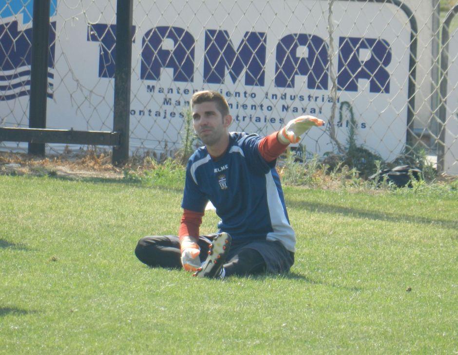 Rafa Rubio. Foto: Pedro Gómez (Crónicas deportivas de Cartagena).
