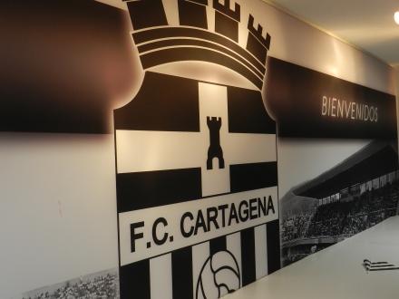 FC CARTAGENA BIENVENIDOS