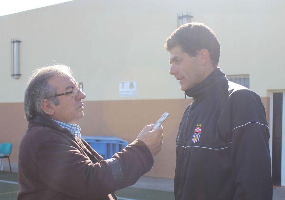 Pepe González y Juanjo Brau