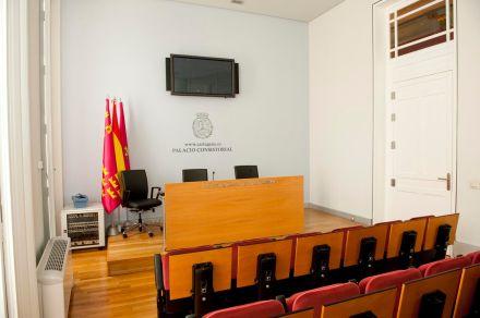 Sala dePrensa Palacio Consistorial de Cartagena