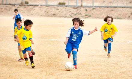 Futbol base de Cartagena