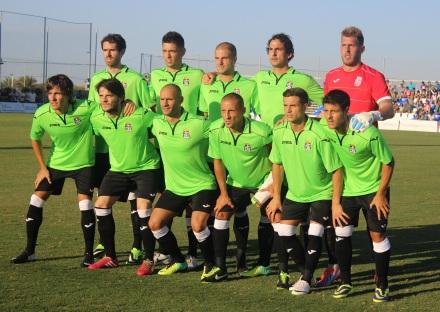 Alineación FC Cartagena contra el Real Betis