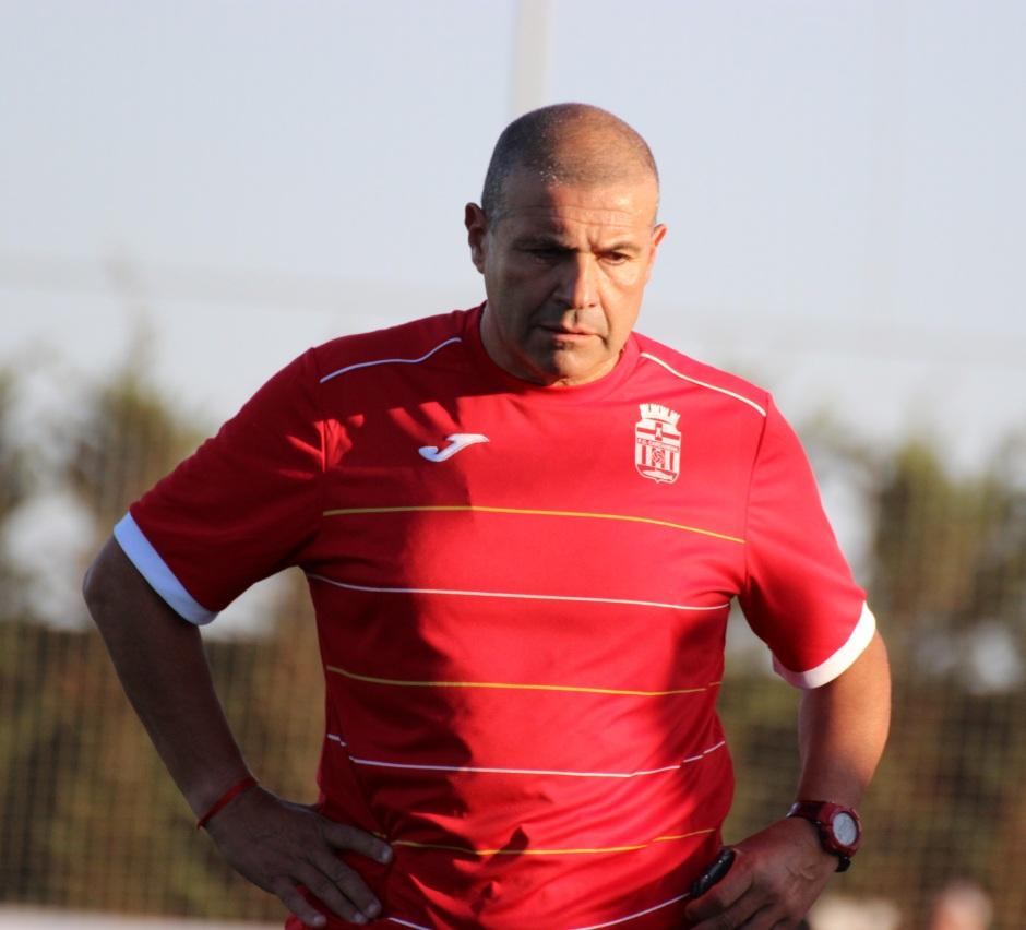 Julio César Ribas. Foto: Pedro Gómez (Crónicas deportivas de Cartagena).