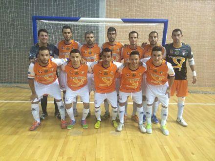Alineación Cartagena FS contra ElPozo Murcia