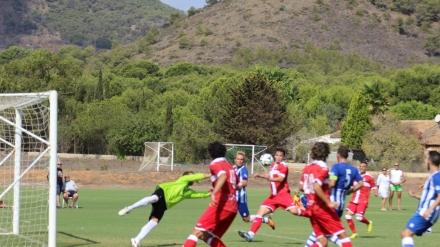 Amistoso FC Cartagena 1 La Unión CF 2 (16 08 14) (1)