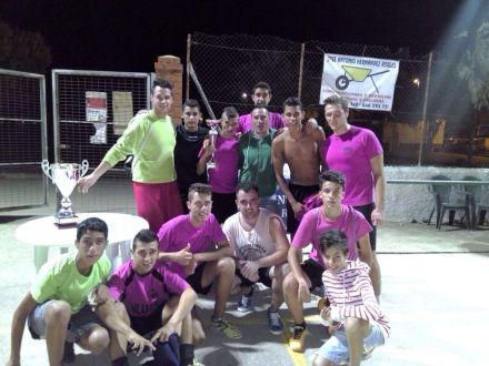 -Campeonato Nocturno de Fútbol Sala de Los Urrutias..