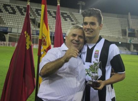 Cartagena FC Juvenil 0 Real Madrid CF Juvenil 1 (10)