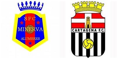 Encuentro SFC Minerva Cartagena FC División de Honor