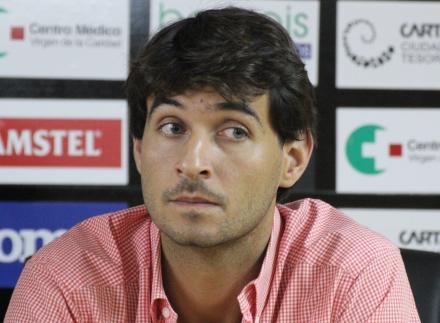 Javier Marco Verdejo (foto de archivo). Foto: Pedro Gómez (Crónicas deportivas de Cartagena).
