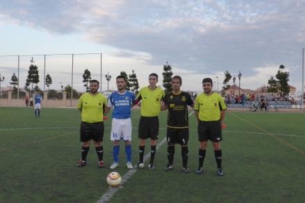 Árbitros y Capitanes 28-9-2014