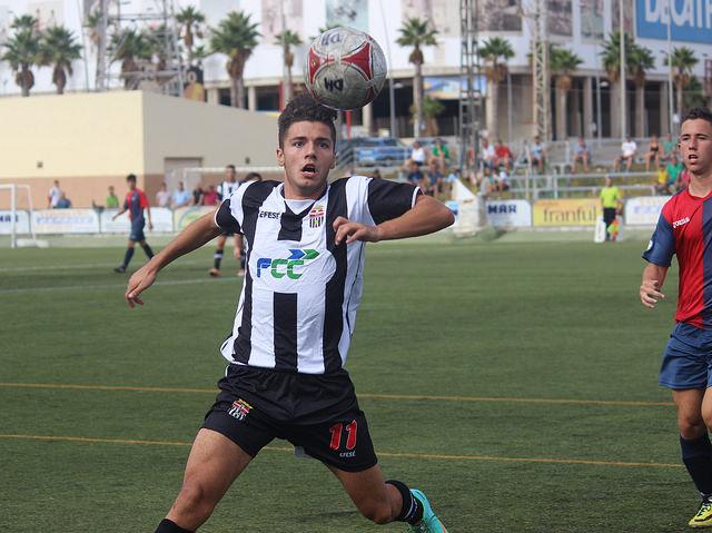 Cartagena FC Juvenil 0 CF Torre Levante 1 (8)