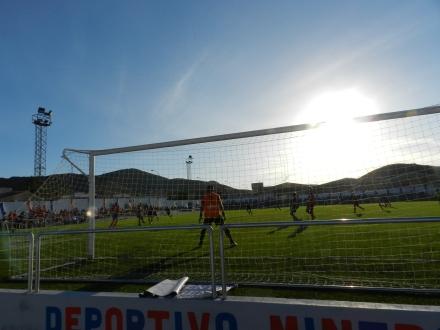 Estreno del nuevo Ángel Celdrán Deportiva Minera 1 El Palmar CF 1 (1)