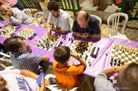 I Torneo de ajedrez nocturno Ciudad de Cartagena