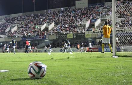FC Cartagena 0 UCAM Murcia CF 0-