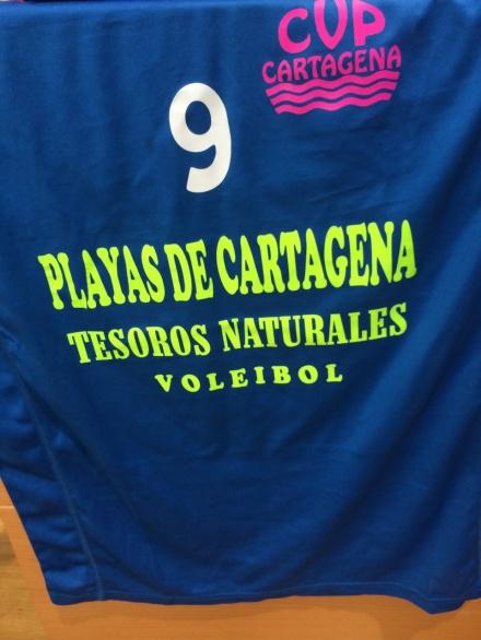 Voleibol en Cartagena (2)