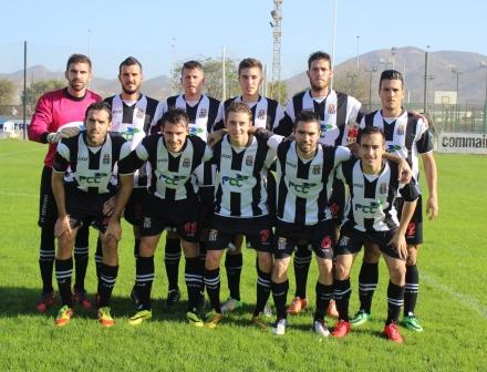ALINEACIÓN DEL CARTAGENA FC CONTRA EL FC PINATAR (2)