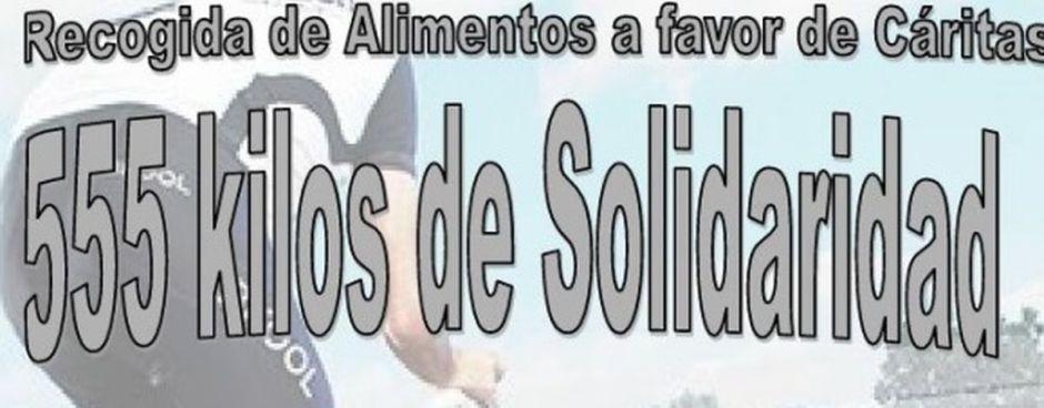 555 Kilos de solidaridad