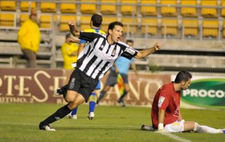 Imagen del Cádiz CF 1 FC Cartagena 3 de Liga Adelante