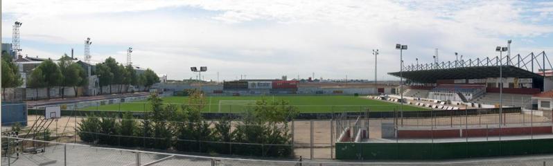 Campo municipal de deportes de La Roda