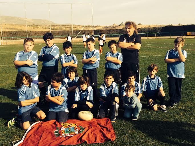 Escuelas de rugby del CRU Cartagena-
