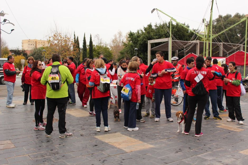 I vuelta a Cartagena por la solidaridad