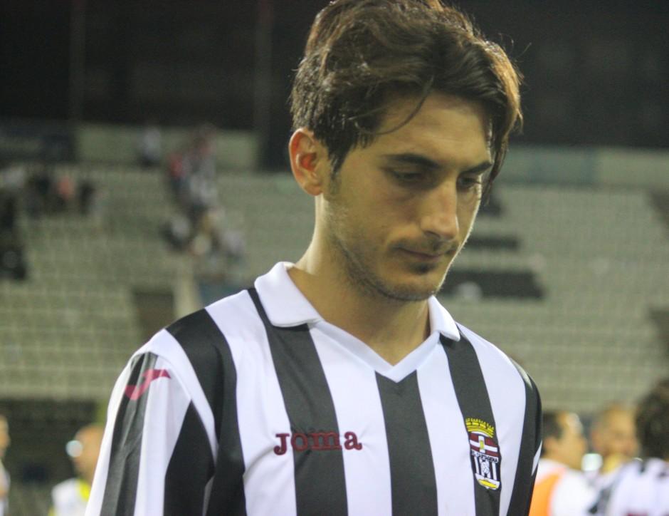 Pablo Pallarés. Foto: Pedro Gómez (Crónicas deportivas de Cartagena).