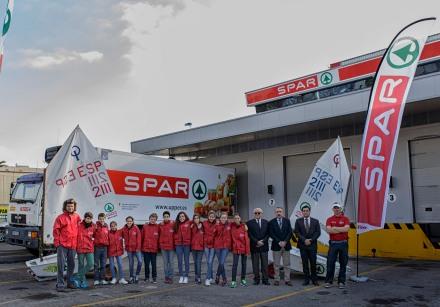 Regatas equipo cartagenero Spar Sureste Sailing Team