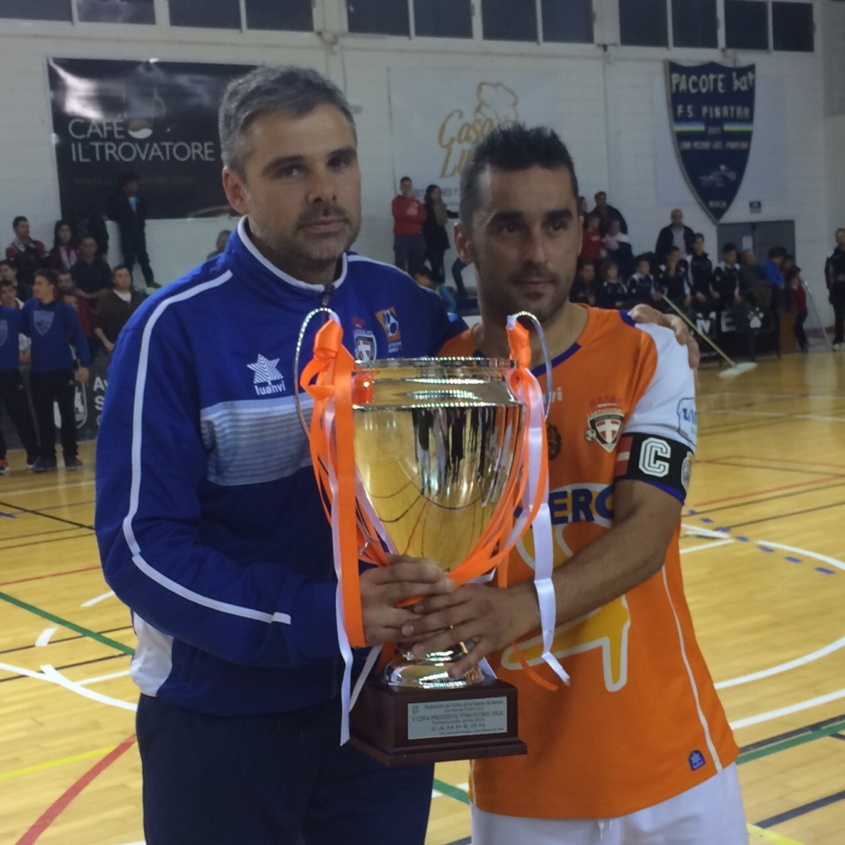 ElPozo Murcia FS 2 Plásticos Romero Cartagena FS 3 Campeón V Copa Presidente (7)