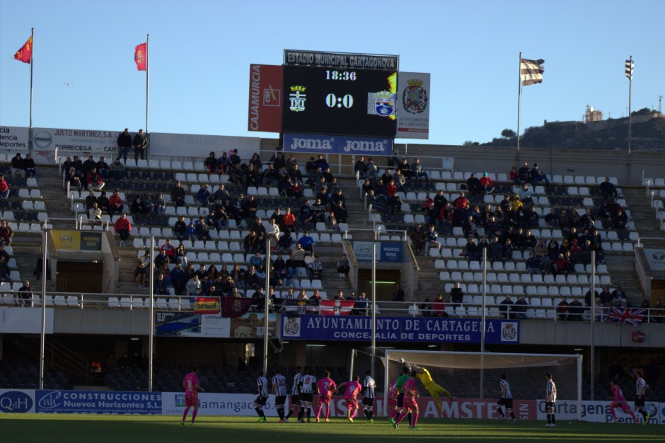 Gol de La Hoya Lorca CF