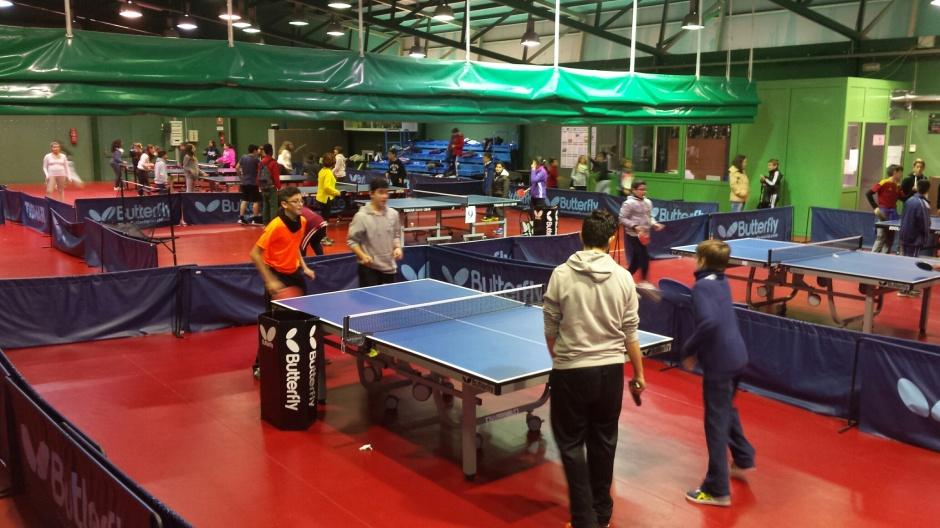 Programa ADE Tenis de mesa