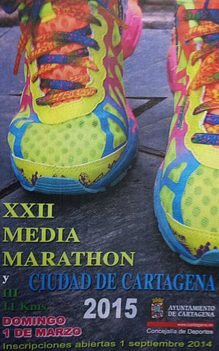 XXII Media Marathon Ciudad de Cartagena