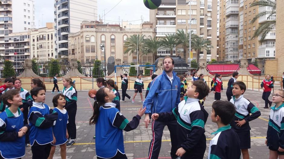 Basket Cartagena en Carmelitas