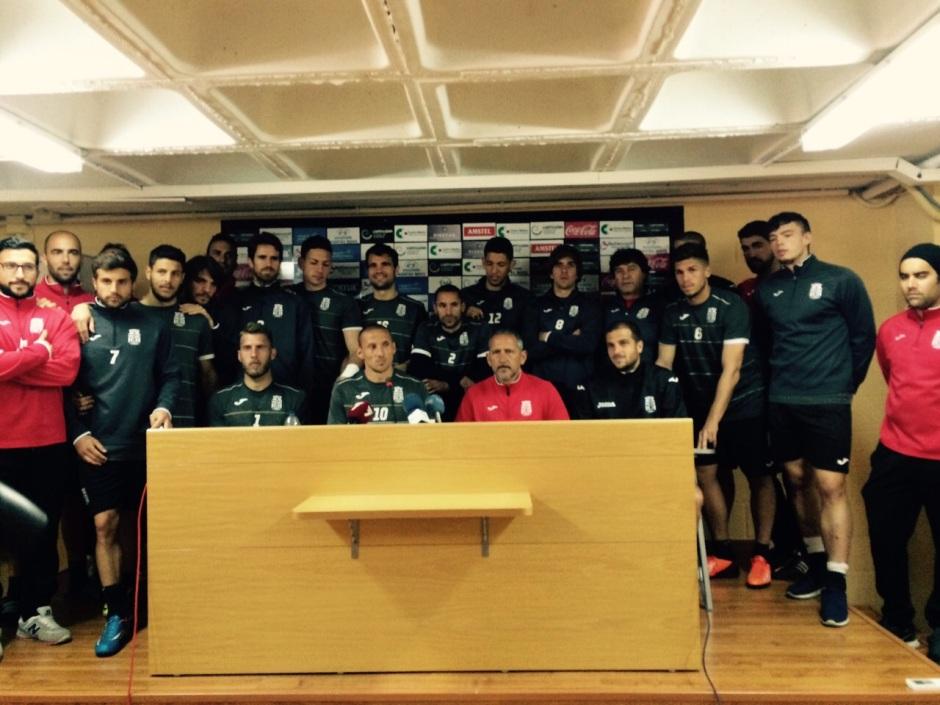 COMUNICADO DE LA PLANTILLA DEL FC CARTAGENA (3)