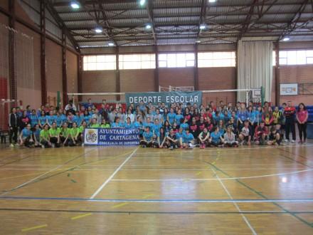 Equipos de Voleibol de Cartagena