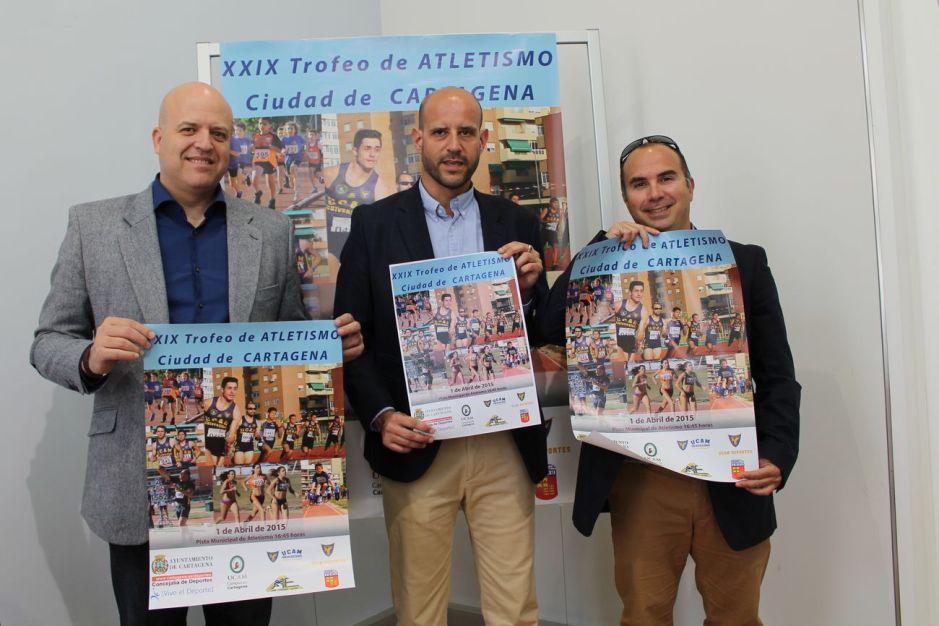 Trofeo de Atletismo Ciudad de Cartagena