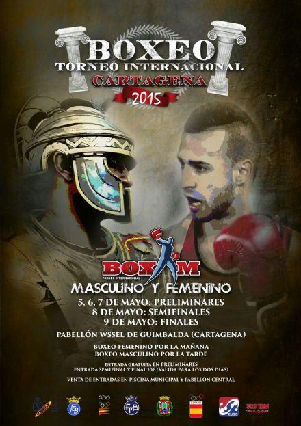 Boxeo en Cartagena