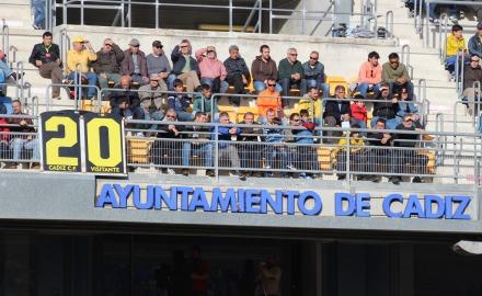 Cádiz CF 2 FC Cartagena 0