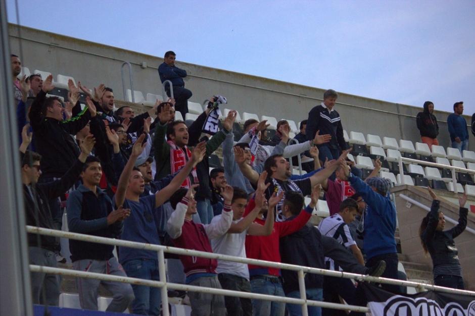 FC CARTAGENA 0 CF VILLANOVENSE 0 (1)