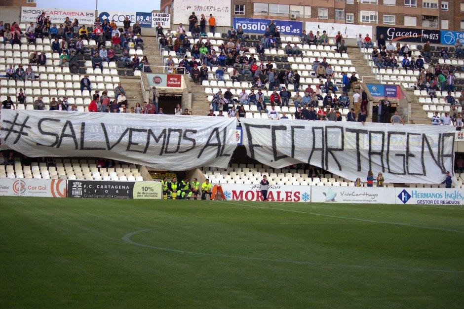 FC CARTAGENA 0 CF VILLANOVENSE 0 (2)