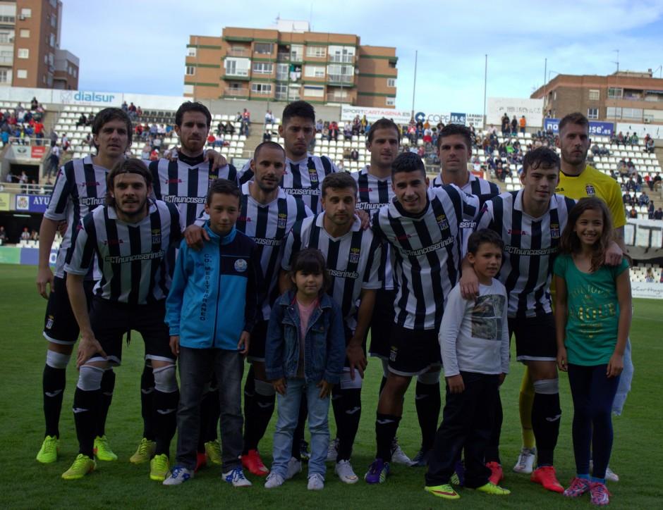 FC CARTAGENA 0 CF VILLANOVENSE 0 (7)