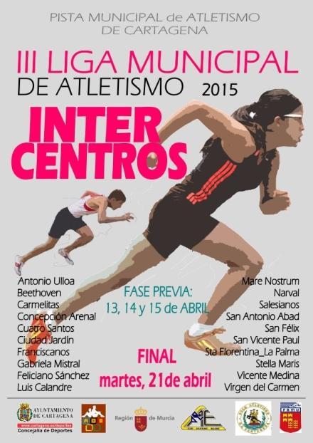 III Liga Municipal Interciclos de Cartagena