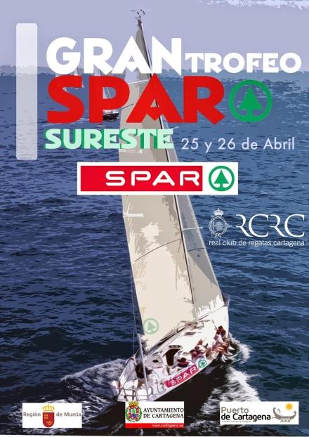 Regatas Gran Trofeo Spar Sureste en Cartagena