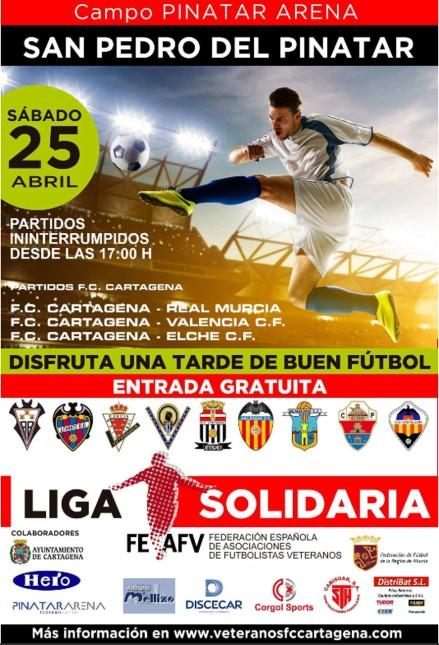 veteranos FC Cartagena