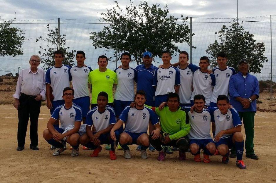 Equipo CD La Puerta campeón