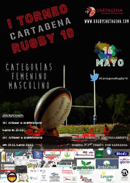 I Torneo Cartagena Rugby 10