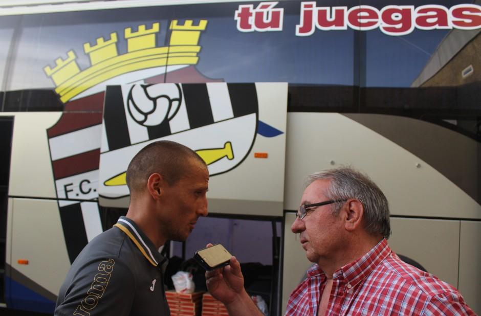 Jorge Luque y Pepe González en Jaén