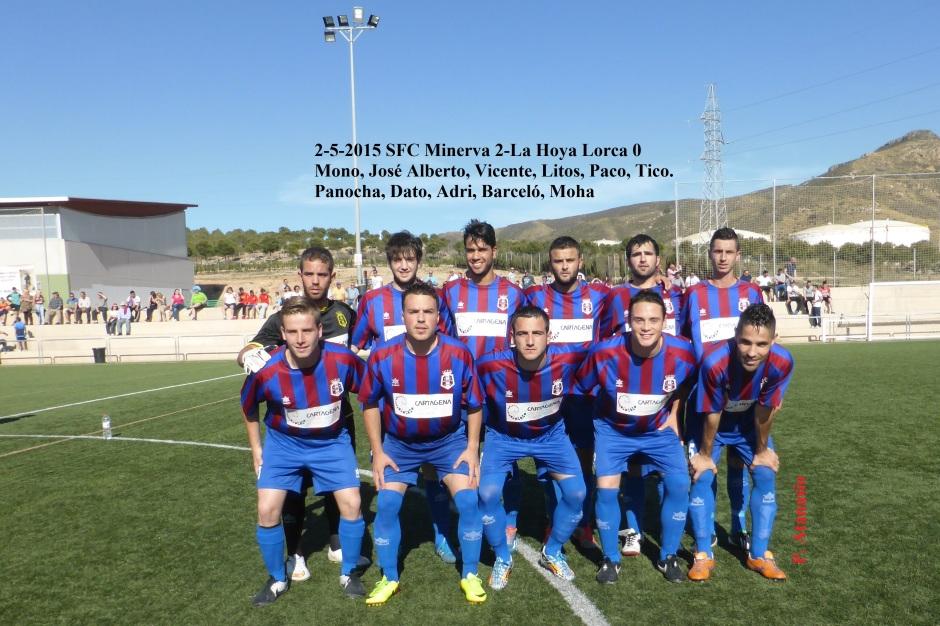 SFc Minerva-La Hoya Lorca 2-5-015